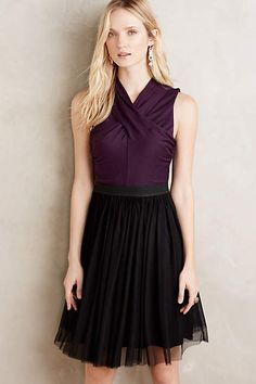 Darla Tulle Dress - anthropologie.com