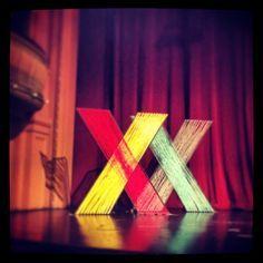 TEDx Stage! XX