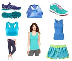The Prettiest Workout Clothes For All Your Fitness Needs http://trimslimnfit.blogspot.com/