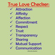 True love checker