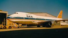 SAA 747 ZS-SAR Waterberg