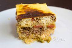 Koložvárska kapusta • bonvivani.sk Russian Recipes, Lasagna, Sandwiches, Ethnic Recipes, Polish, Food, Vitreous Enamel, Essen, Meals