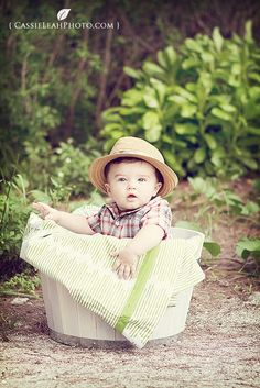 Adorable 6 month baby boy #baby