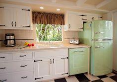 orange big chill refrigerator - Google Search