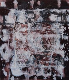 Abstract art by Vigintas Stankus | Oil on canvas sold