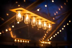 DIY Decorating - Modernize the Mason Jar | Wedding Planning, Ideas & Etiquette | Bridal Guide Magazine