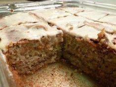 Keto Cinnamon Roll Coffee Cake