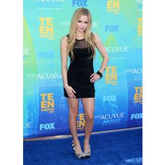 Avril Lavigne at the 2011 Teen Choice Awards