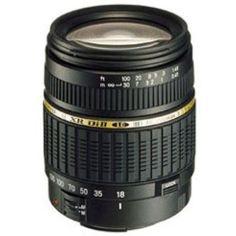 Tamron Canon 18-200mm F/3.5-6.3 XR Di-II LD Aspherical (IF) Macro w/ hood AF014C700