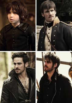 Killian Jones - Past and Present