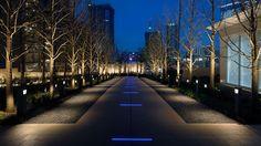 URBAN DOCK PARK CITY TOYOSU  2008/Tokyo  Landscape design  EARTHSCAPE INC.