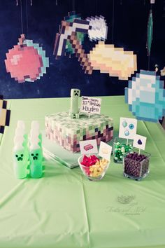 the MomTog diaries: Happy 10th Birthday Hayden: A Minecraft Celebration