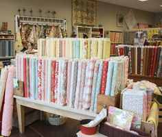 Diary of a Quilter - a quilt blog: Beginner Fabric Shopping Advice
