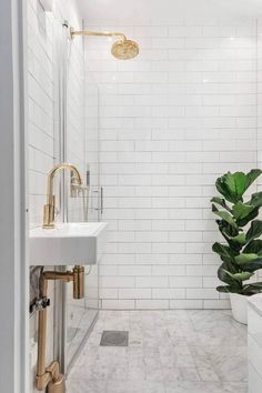 bathroom // nordic design