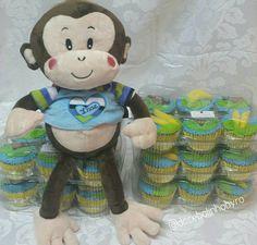 Cupcake Macacos