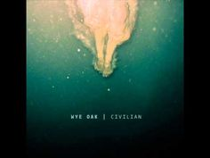 Wye Oak - Civilian. I feel like there was a year a while back where I listened to only this song on repeat. Magnificent.