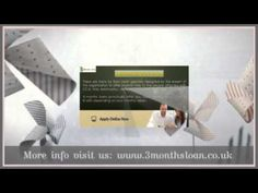 Payday Loans - 3 months loan lenders Uk
