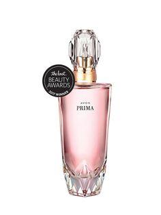 2017 Beauty Awards: Fragrance | Photo by: Avon | TheKnot.com | The Knot 2017 Beauty Awards winner for Budget Pick: Romantic fragrance - Avon Prima Eau De Parfum http://avon4.me/2nuIPWU