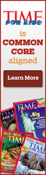 Time for Kids - Great Website for Integrating Language Arts and Social Studies, while teaching current events at the same time. FREE!