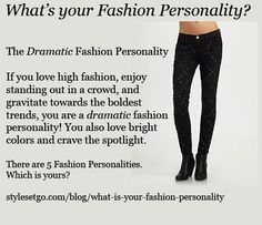 The Sporty Fashion Personality There Are 5 Fashion Personalities Which One Are You Your