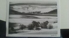 Drawing#landscape