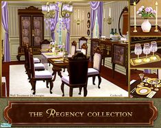 cashcraft's The Regency Collection