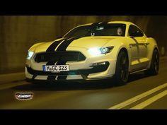 NfS: Mustang Shelby GT 500 - GRIP - Folge 267 - RTL2 - YouTube