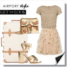 Get the Look: Airport Style