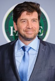Nick Knowles has been ordered by his wife to stay out of the delivery room. #celebrityBabyNews