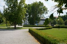 Known as Slovakia's White House, Grassalkovich palace is the official seat of the president of Slovakia. Its large French garden which is one of the most po Bratislava, Palace, Sidewalk, Garden, Garten, Side Walkway, Lawn And Garden, Palaces, Walkway