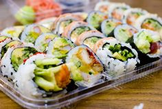 foodizm: sushi mania