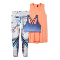 Explore the trends that inspire us! Get outfit ideas, styling tips and fitness inspiration from the personal stylists at Wantable. Sporty Outfits, Athletic Outfits, Cute Outfits, Athletic Gear, Athleisure Outfits, Sport Fashion, Fitness Fashion, Fitness Gear, Fitness Style