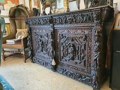 Renaissance, Buffet, Im Not Perfect, Museum, Carving, The Incredibles, Flooring, Antiques, Antiquities