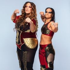 Coolest ring gear from WrestleMania 37: photos Shayna Baszler, Nia Jax, Wwe Pay Per View, Women's Wrestling, Seth Rollins, Wwe Photos, Superstar, Gears, Champion