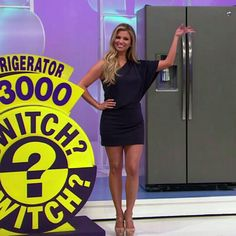 Amber Lancaster - The Price Is Right (4/8/2016) ♥