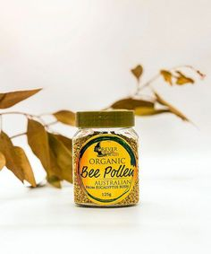Amber Gold Australia's Honey's bee pollen is the best quality Australian pollen granules available. It has anti-bacterial, anti-fungal, and anti-viral properties and it is rich in vitamins, minerals, proteins, lipids, and fatty acids, enzymes, carotenoids, and bioflavonoids. Australian Honey, Energy Boosters, Bee Pollen, Rich In Protein, Raw Honey, Bee Keeping, Amino Acids, Amber, Tableware