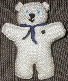 LDS Missionary bear