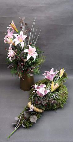 Funeral Flower Arrangements, Funeral Flowers, Table Arrangements, Cemetery Flowers, Floral Hoops, Ikebana, Floral Wreath, Bouquet, Wreaths
