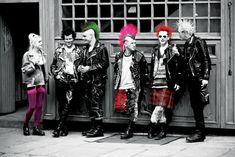 Punk - colours pósters / láminas - Compra en EuroPosters