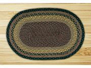 cool Earth Rugs C-99 Brown / Black / Charcoal Oval Braided Rug 2 Feet x 8 Feet Check more at http://yorugs.com/product/earth-rugs-c-99-brown-black-charcoal-oval-braided-rug-2-feet-x-8-feet/