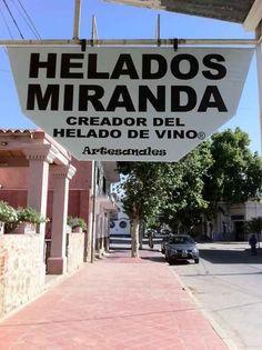 Miranda, Cafayate