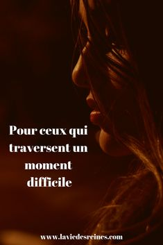 Pour ceux qui traversent un moment difficile Moments Difficiles Citations, Citations Photo, Happy Life Quotes, Motivational Quotes For Life, Philosophy, Improve Yourself, Spirituality, Positivity, In This Moment