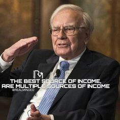 Improve Your Leadership Skills With These Simple Steps Business Motivation, Business Quotes, Business Inspiration, Motivation Inspiration, Quotes Motivation, Business Ideas, Warren Buffet Quotes, Wisdom Quotes, Life Quotes