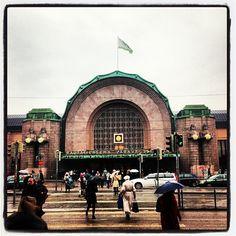 Stazione Centrale, Helsinki, Finlandia