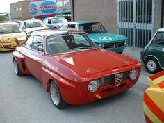 Alfa Romeo GTA 1600 Group 5 Silhouette