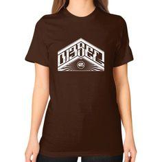 DI3SEL Shirt Unisex T-Shirt (on woman)