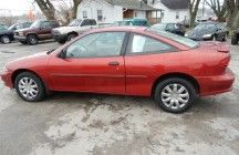 1997 CHEVROLET CAVALIER    125,817 Miles    Sedans and Coupes | Automatic  4 cylinders | 2.2 engine    $500 DOWN $200/MONTH