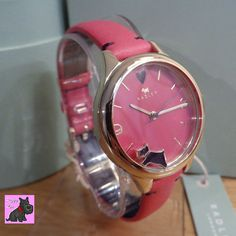 Radley - RY2334 - Azalea Pink Ladies 'GIRLS BEST FRIEND' Watch. NEW