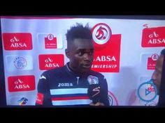 Footballer thanks 'wife and girlfriend' for supporting his career - YouTube