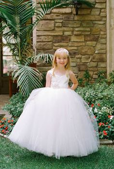 44 Best Flower Girl Dresses by Vera s House of Bridals images ... 82e2512ac82d